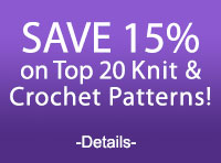 Top 20 Knit & Crochet