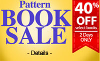 40% Pattern Books