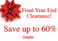 Additional Fall Clearance