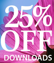 25% off Download Patterns
