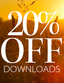 Save 20% on downloads!