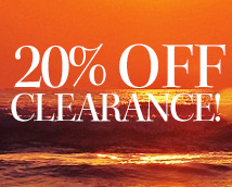 Extra 20% off clearance!