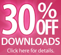 30% OFF ALL Downloads