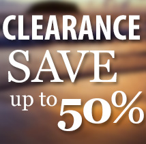 Shop end of summer CLEARANCE!