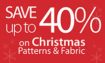 Save up to 40% on Christmas!