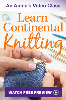 Learn Cont. Knit