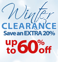 Winter Clearance extra 20% OFF