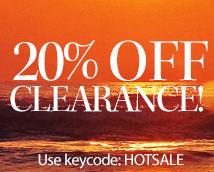 Sizzling Clearance extra 20%
