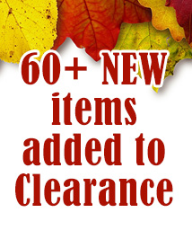 Fall Break Clearance