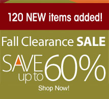 Semi-Annual Fall Clearance Ph2