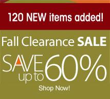 Semi-Annual Fall Clearance Ph2