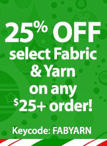 Day 8 fab yarn