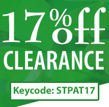 St. Pat's clearance