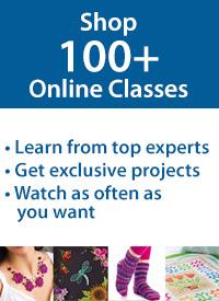 Online Classes(Quilt)