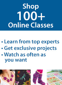 Online Classes(Needlework)