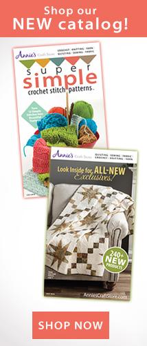 Fall 18' A Quilt & Crochet Catalog