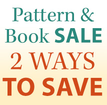 2 Ways to Save, Book Sale