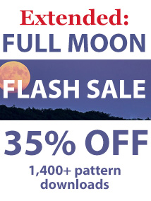 Full Moon Flash 35% Extended