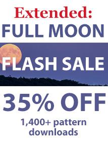 Full Moon Flash 35% Extended