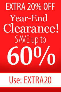 Clearance Phase 3 Extra 20% EXTRA20