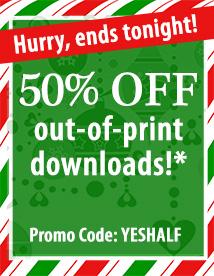 50% off OOP urgency (yeshalf)