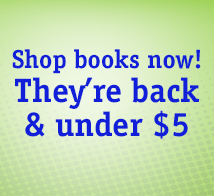 Books Back & Under $5