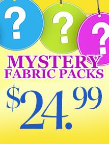 Mystery Fabric 24.99