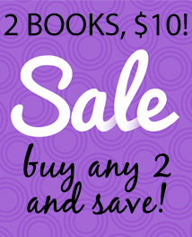 2 for $10 books (210BOOK)