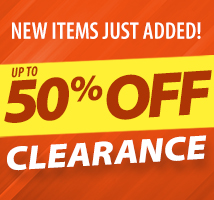New items added to clearance