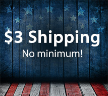 Veterans Day $3 Ship (3SHIP)