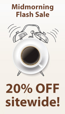 Midmorn break 20% off (BREAK)