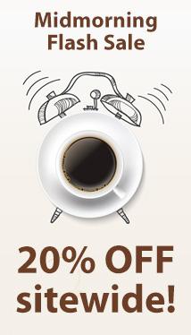 EXT: Midmorn 20% (CLOCK)