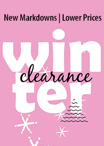Clearance (as-is) pink