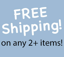 Free Ship on 2+ (TWOSHIP)