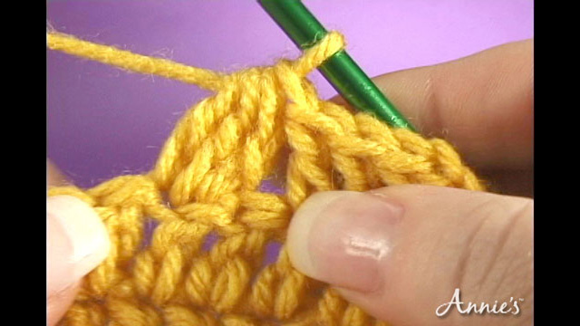 How to Cluster Stitch - Crochet